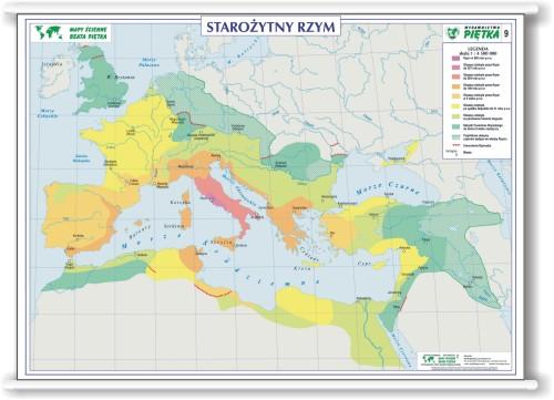 Mapy Scienne Grecja W Okresie Wojny Peloponeskiej Starozytny Rzym
