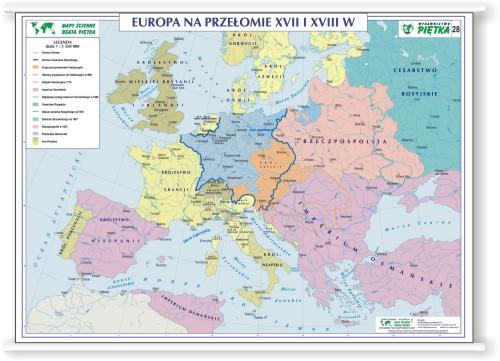 Mapy Scienne Rzeczpospolita Obojga Narodow Koniec Xvi Wieku